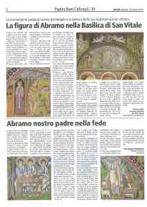 30) LA FIGURA DI ABRAMO NELLA BASILICA DI SAN VITALE