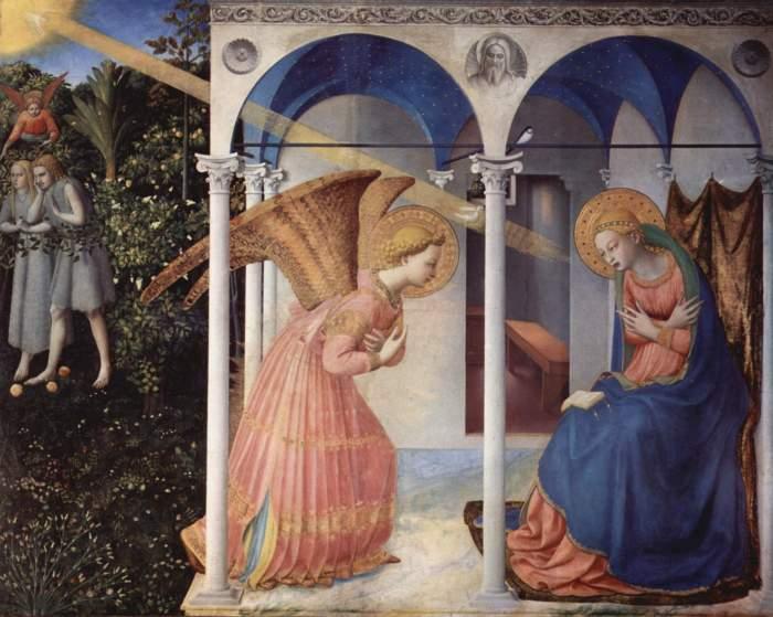 Beato Angelico, Museo del Prado, Madrid