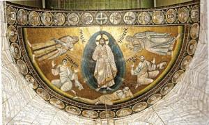 Trasfigurazione Monastero del Sinai, s. VI