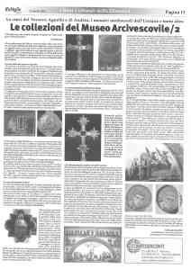 4 LE CROCI E I MOSAICI DEL MUSEO ARCIVESCOVILE DI RAVENNA