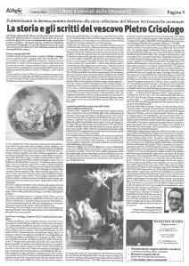12. La storia e gli scritti del Vescovo Pietro Crisologo jpg
